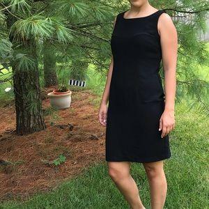 VTG Black Dress